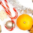 Christmas background — Stock Photo #7658273