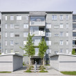Apartment Building — Stock fotografie #6909650