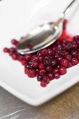 Lingonberries — Stock Photo