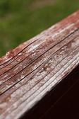Worn timber — Stock Photo