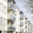 Apartment Block — Stock Photo #6941317