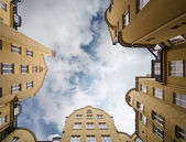 Apartment Building — Stock fotografie