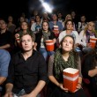 At the cinema — Stock Photo #6995134