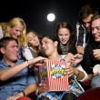 Eating popcorn — Stock Photo #6995155