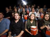 At the cinema — Stock Photo