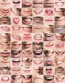 Mouths — Stockfoto