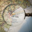 New York map — Stock Photo
