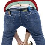 ������, ������: Plumbers crack