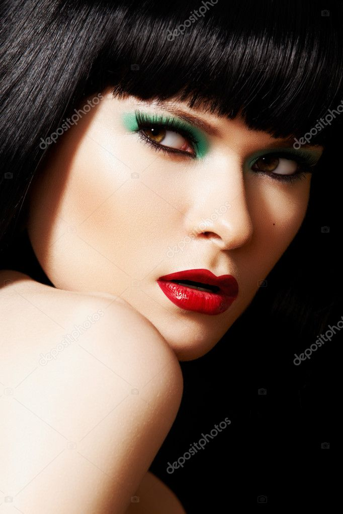 Retro Glamour Make-up