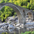 Old bridge - Stockfoto