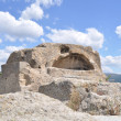 Stock Photo: Ancient Thracisurface tomb, sanctuary of Orpheus