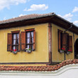 Traditional bulgarian architecture - Stockfoto