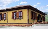 Traditionella bulgariska arkitektur — Stockfoto