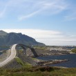 Atlantic road, Norway — Stock Photo #7098861