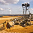 Giant bucket wheel excavator — Stock Photo #7222165