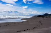 Kamchatka Coastline — Stock Photo