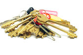 Keys for all occasions — Stock Photo