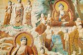 Buddhismus-bild — Stockfoto