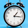 Classic alarm clock — Stock Photo #7183597