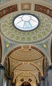 在圣彼得堡冬宫博物馆的彩绘的天花板 — 图库照片