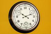 Orologio aziendale — Foto Stock