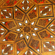 Moroccan wood pattern — Stock Photo #6834466