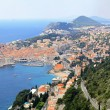 Royalty-Free Stock Photo: Dubrovnik skyline panorama
