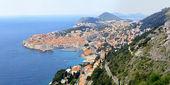 Dubrovnik skyline panorama — Stock Photo