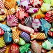 Stock Photo: Sealife beads