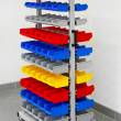 Colourful workshop cart — Stock Photo #7033959