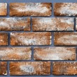 Brown bricks - Stock Photo
