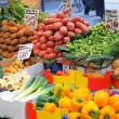 Street market stall — Stock Photo #7333669