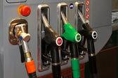 Petrol guns — Stock Photo