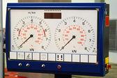 Test gauges — Stock Photo