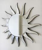 Sun mirror — Zdjęcie stockowe