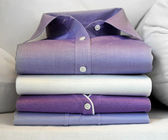 Purple shirt — Stock Photo