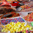 Stock Photo: Candy stall