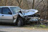 Car wreck — Zdjęcie stockowe