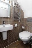 トイレ — ストック写真