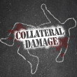 Royalty-Free Stock Photo: Collateral Damage Unintentional Injury Casualty of War Battle