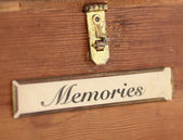 Memories — Stock Photo