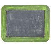 Arduvaz boş yazı tahtası — Stok fotoğraf