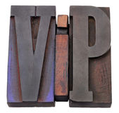 Vip (very important person) acronym — Stock Photo