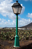 A view of Lanzarote, in the Canary Islands, Spain — Stock Photo