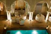 Marrakesh Hotel — Stock Photo