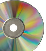 Close up of a Cd — Stock Photo