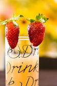 Refreshing Drink — Stockfoto