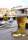 Zimne piwo — Zdjęcie stockowe