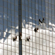 Window Cleaners — Stock Photo