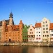 Old Town in Gdansk — Stock Photo #7220849